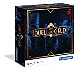 Clementoni 69066 Das Duell um die Geld, Brettspiel für 3 - 6 Spieler, Pokerspiel für die ganze Familie, Familienspiel ab 12 Jahren, nach der gleichnamigen Fernsehsendung