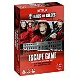Jumbo Spiele - Haus des Geldes - Escape Game - Ab 14 Jahren